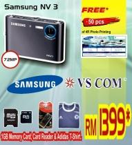 Samsung NV 3