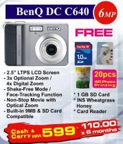 BenQ DC C640