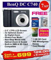 BenQ DC C740