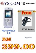 Motorola L6 Promotion Package